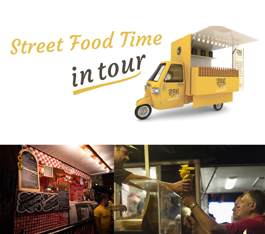 """Street Food Time"" approda a Vasto"